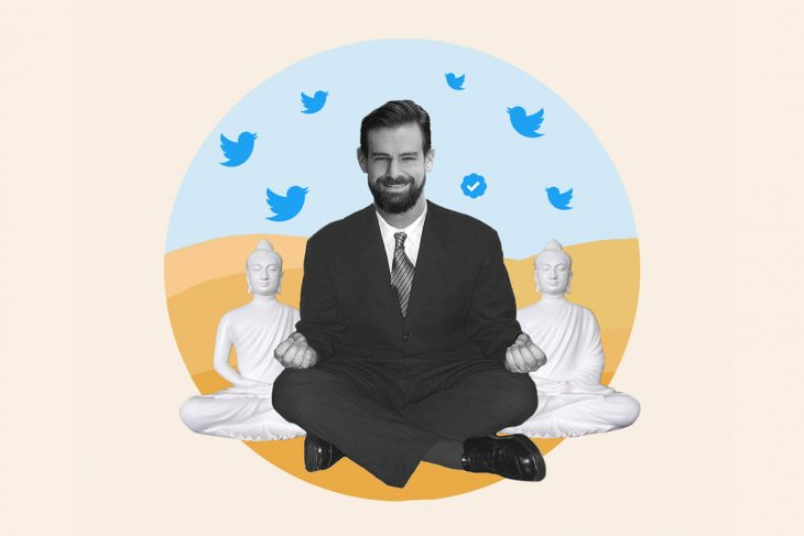 The quiet artistry of Twitter and Square Co-Founder and CEO Jack Dorsey