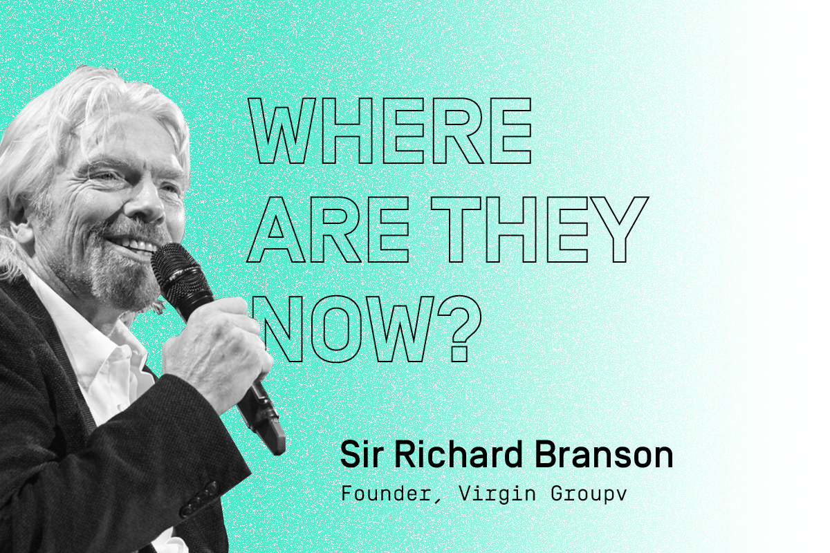 C2 alumni: Where are they now? Featuring intrepid entrepreneur Sir Richard Branson