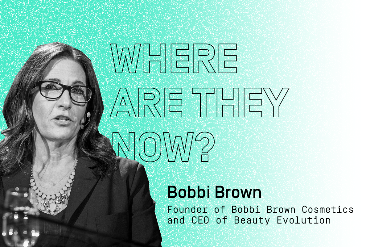 C2 alumni: Where are they now? Featuring cosmetics queen Bobbi Brown