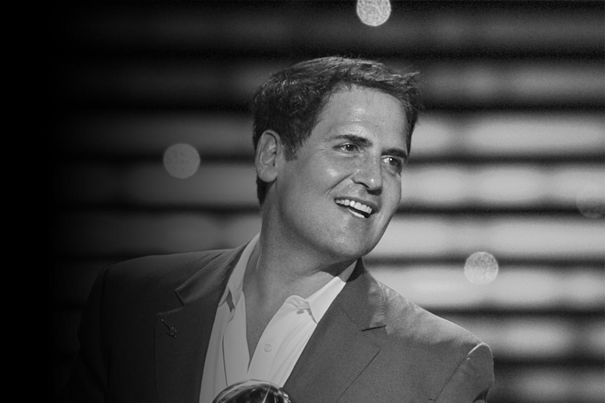 Entrepreneurial titan Mark Cuban joins heavy-hitting speaker roster