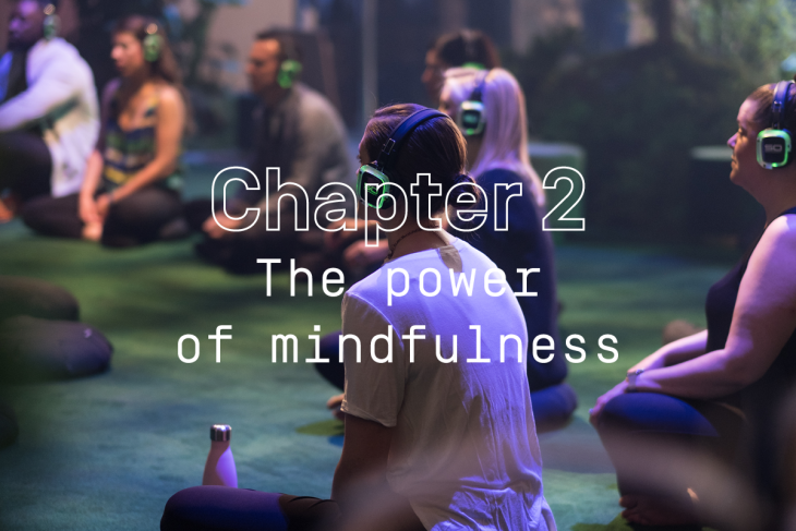 Chapter 2: The power of mindfulness