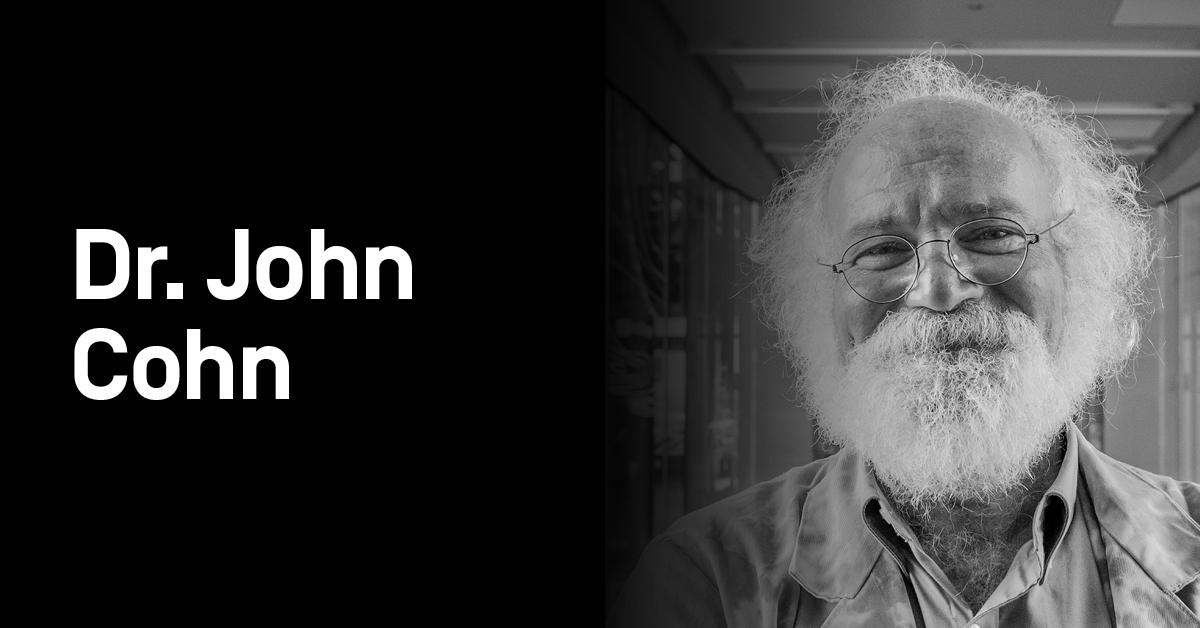 portait of John Cohn