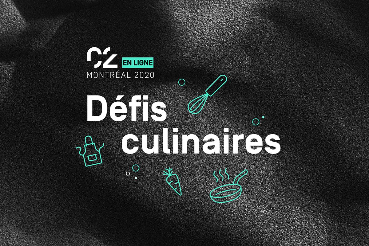C2 En ligne: De savoureux défis culinaires pour trouver des solutions aux problèmes alimentaires