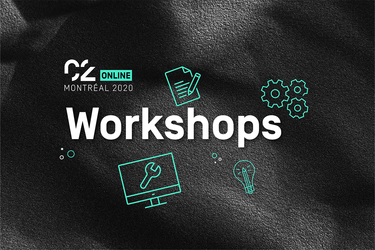 Roll up your (virtual) sleeves: Problem-solving workshops at C2 Online