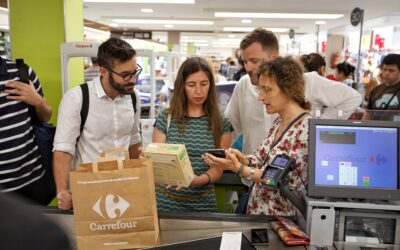 Recycle with Carrefour Spain and get rewarded!