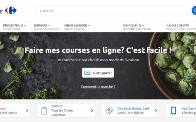The new sign-up for Belgium's e-Commerce site