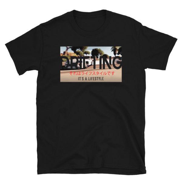 02cdfb0d unisex basic softstyle t shirt black front 60785f8f01110