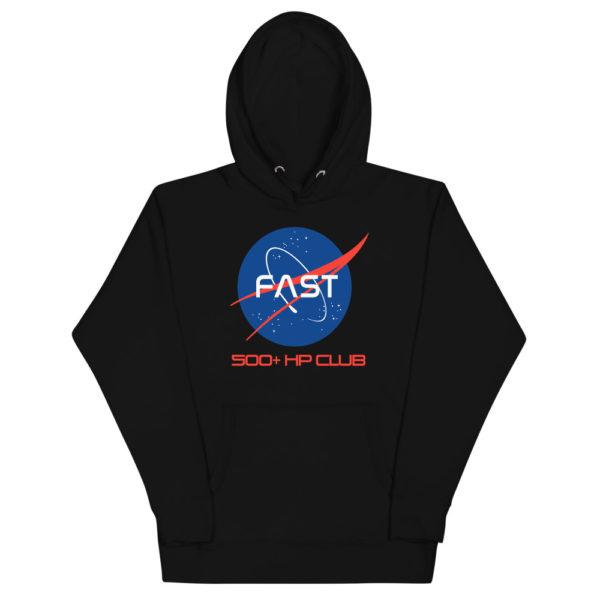 0467663f unisex premium hoodie black front 6079e563d3530