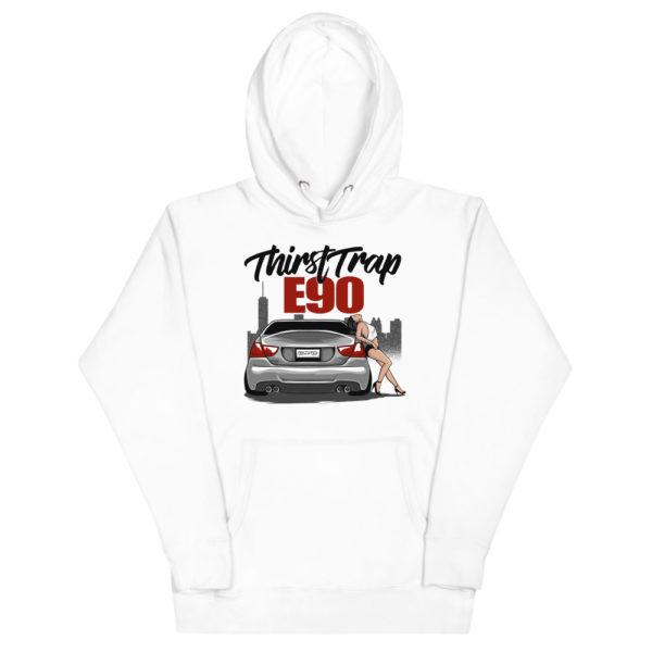 59a305ed unisex premium hoodie white front 6079e69fb0b17