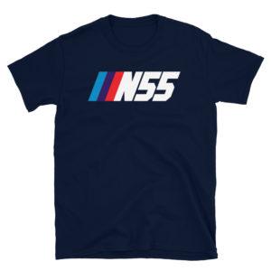 90b58cf9 unisex basic softstyle t shirt navy front 6079f1e6bcae3