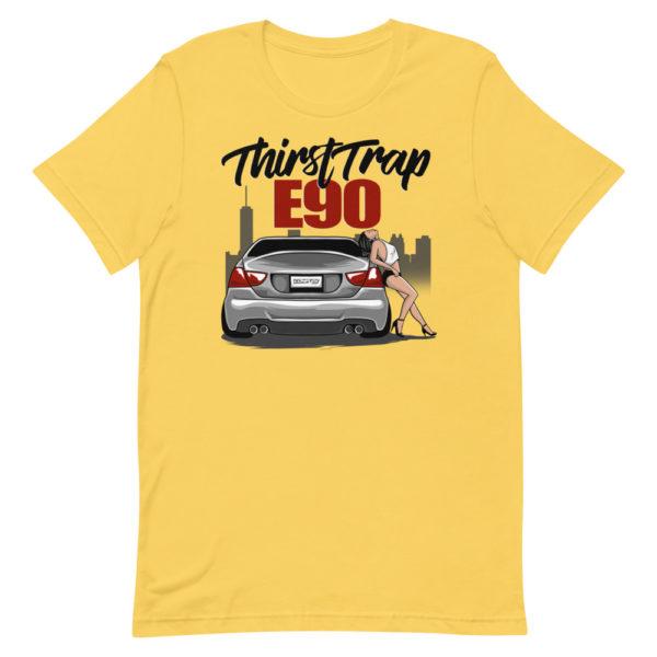 b4263a12 unisex premium t shirt yellow front 601acfc856fc1