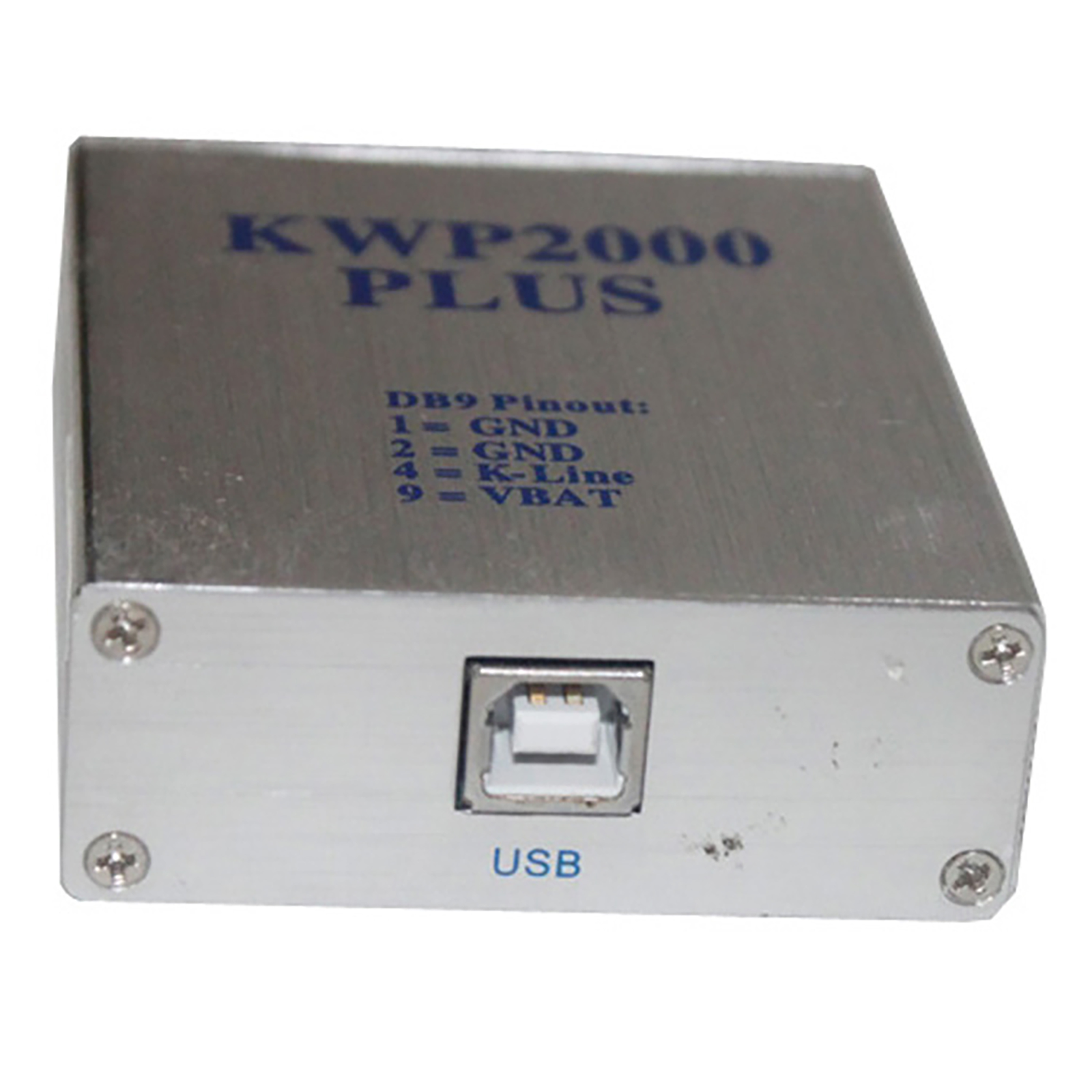 Cablematic Adaptador USB a OBD2 protocolo KWP2000 Plus