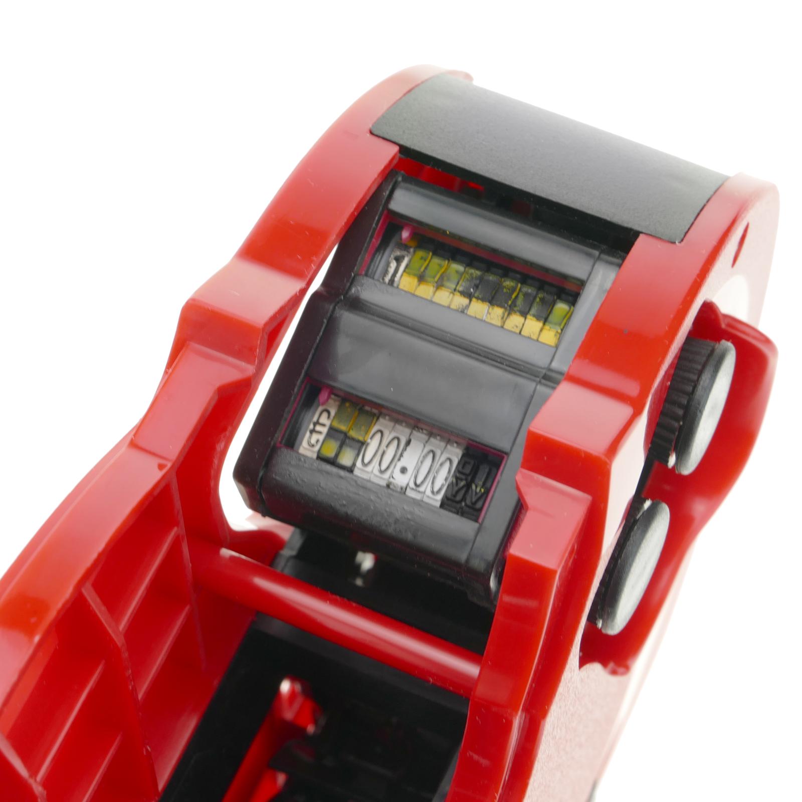 Etiquetadora Manual de Precios 2 l/íneas con 10+10 d/ígitos 23x16mm PrimeMatik