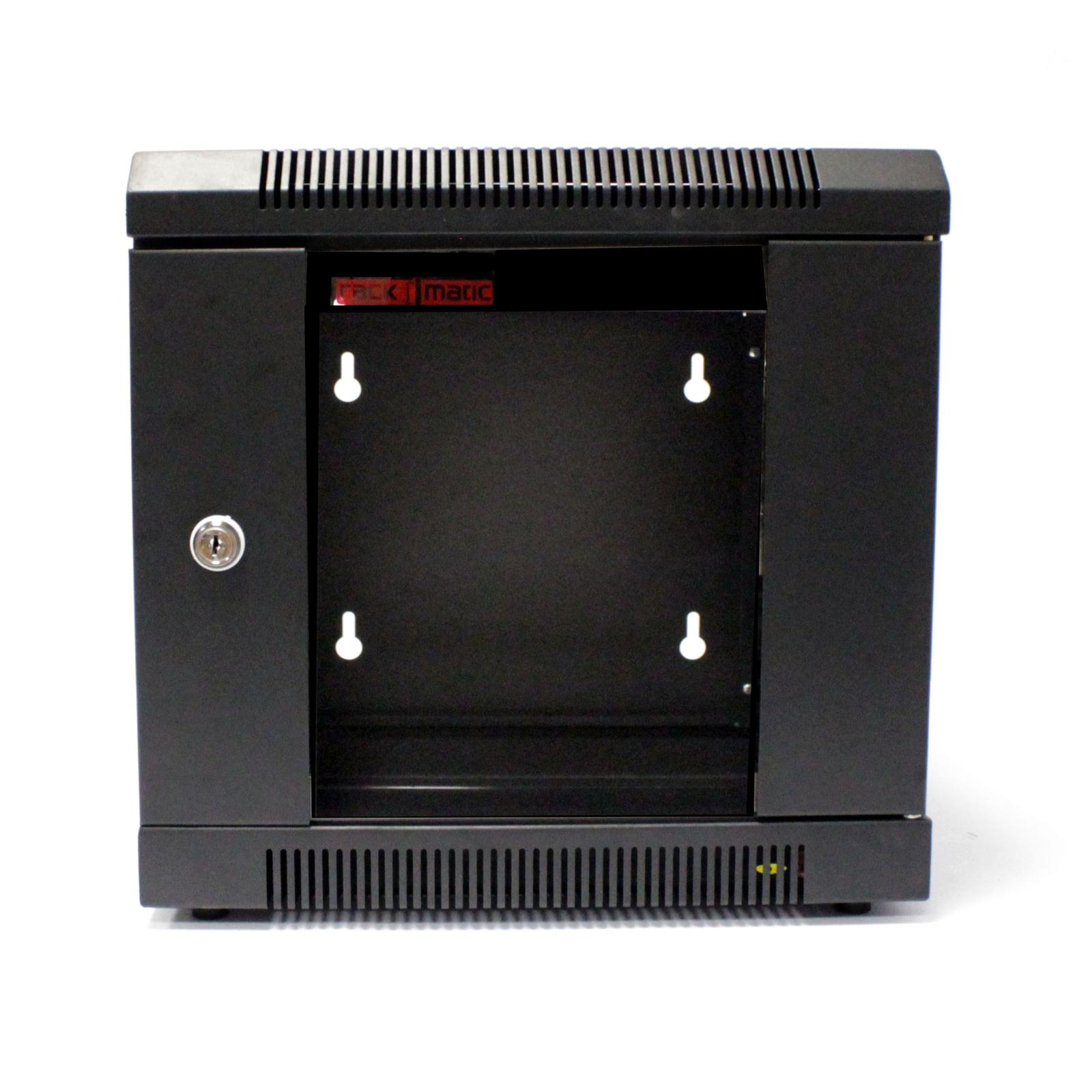 Armario Rack 10 6U 370x280x350mm TENRack de RackMatic Cablematic