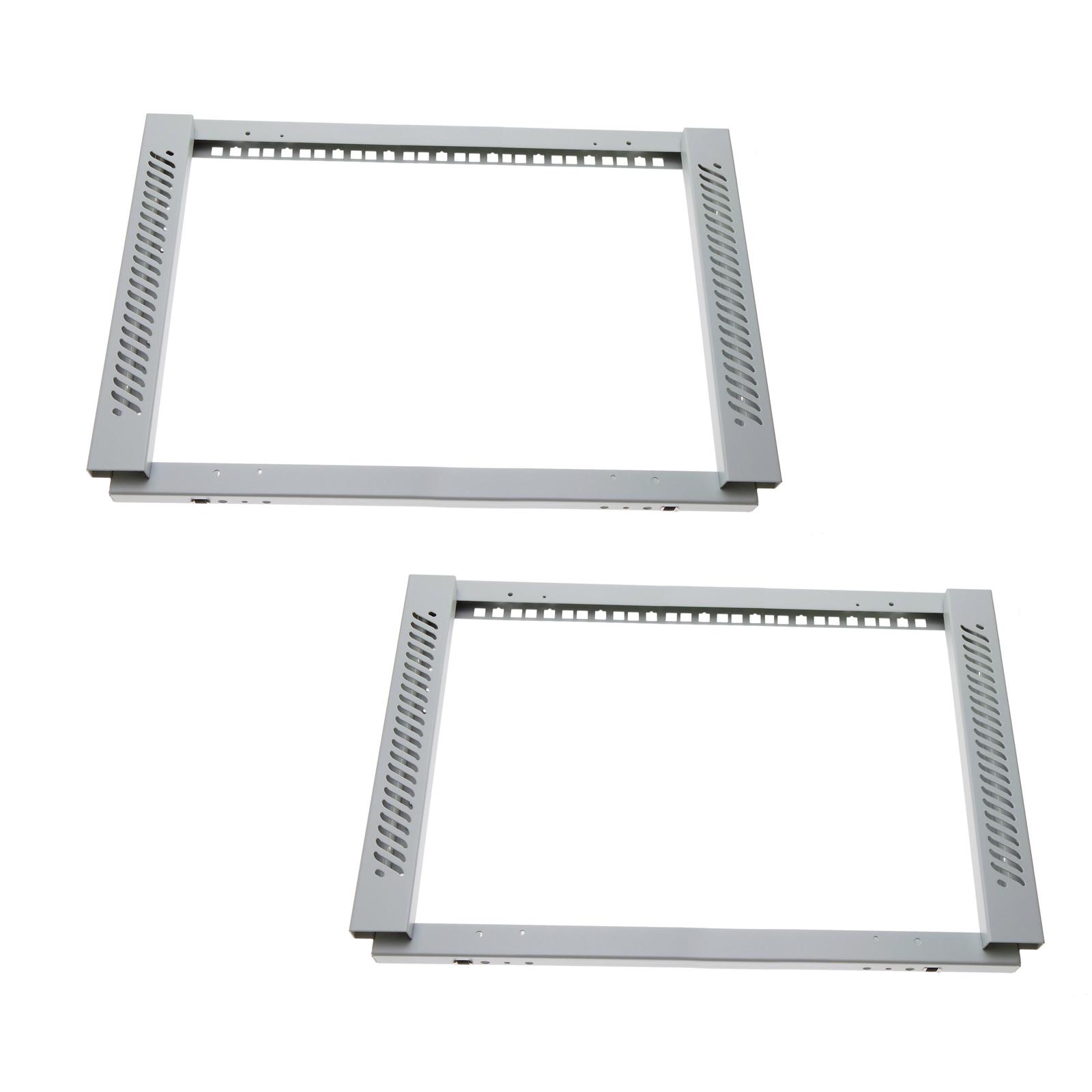 RackMatic Rack Schrank 19 15HE Wandbild 600x450x775mm SOHOrack ASW DIY