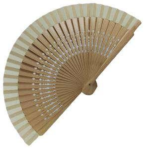 Imagen Abanico Calado 16 cm Abanicos Calados 16 cm Natural (Últimas Unidades)