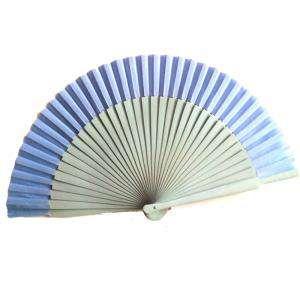 Abanico Liso 23 cm - Abanicos Lisos 23 cm CELESTE País (Últimas Unidades)