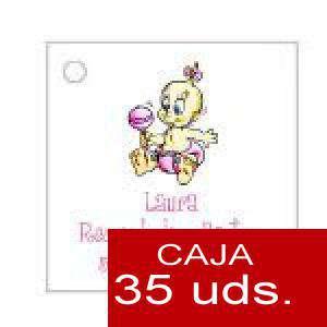 Imagen Etiquetas impresas Etiqueta Modelo A28 (Paquete de 35 etiquetas 4x4)