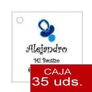 Imagen Etiquetas impresas Etiqueta Modelo B06 (Paquete de 35 etiquetas 4x4)