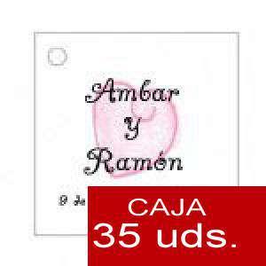 Imagen Etiquetas impresas Etiqueta Modelo C09 (Paquete de 35 etiquetas 4x4)