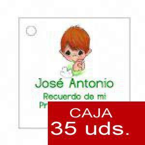 Imagen Etiquetas impresas Etiqueta Modelo E16 (Paquete de 35 etiquetas 4x4)