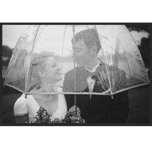 Sombrillas - Paraguas Transparente cerrado