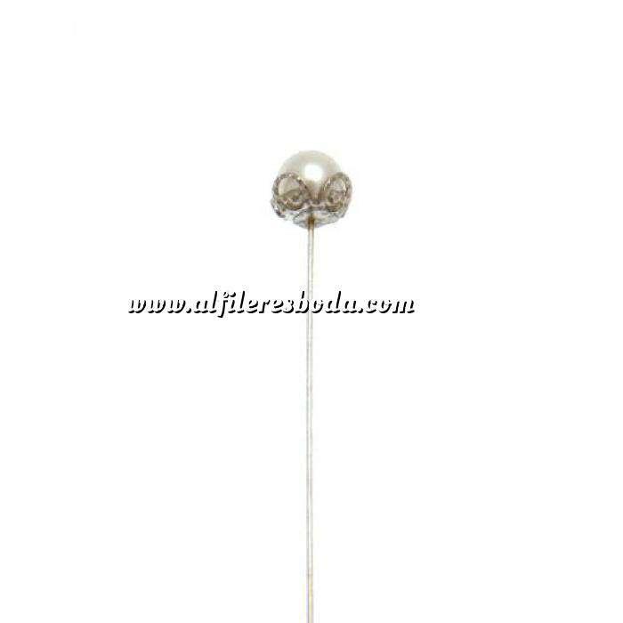Imagen Alfileres especiales Alfiler especial 07 B (corona plata vieja)