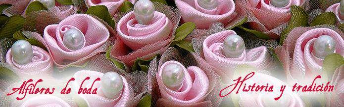 Alfileres para boda - Tradición de los alfileres de boda