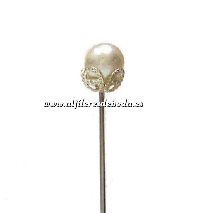 Imagen Alfileres especiales Alfiler especial 07 (corona plata) (Últimas Unidades)