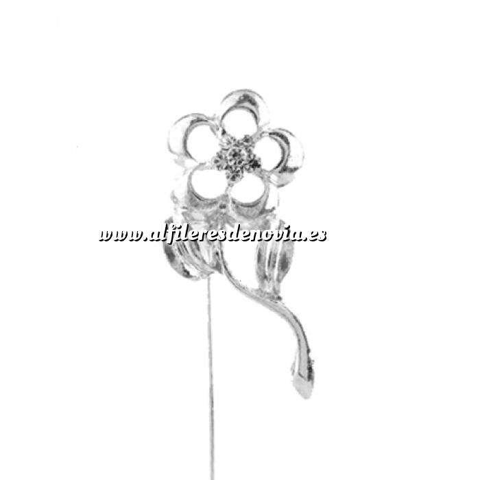 Imagen Alfileres especiales Alfiler Especial 37 (flor dos hojas)