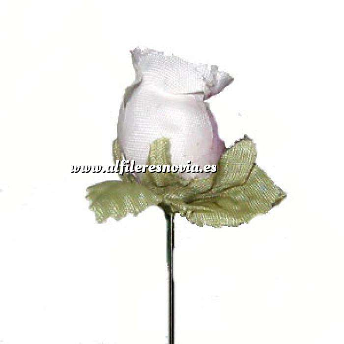 Imagen Alfileres clásicos Alfiler clásico 11 (capullo blanco envejecido)