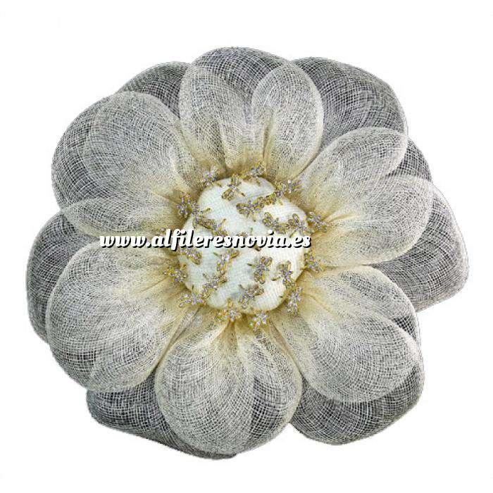 Imagen Complementos Alfileres Bouquet margarita para alfileres Beige (A)
