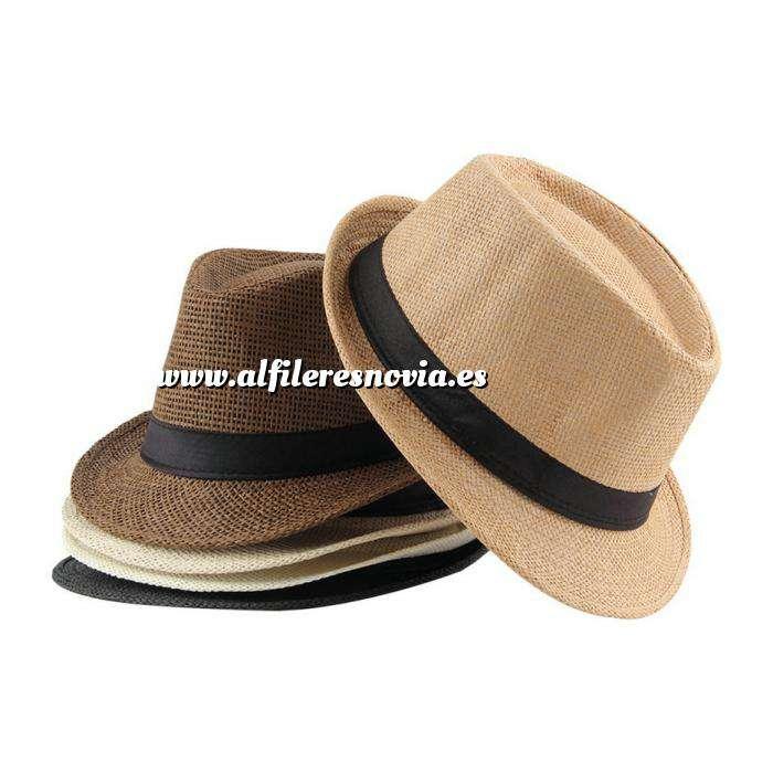 Imagen .NO TE PUEDE FALTAR Sombrero panama de Ala Corta y Cinta (Últimas Unidades)
