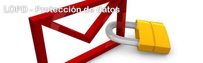 Alfileres Novia - LOPD - Protección de Datos