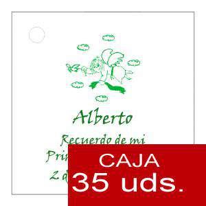 Etiquetas impresas - Etiqueta Modelo A19 (Paquete de 35 etiquetas 4x4)