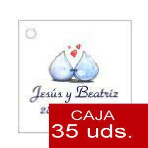 Imagen Etiquetas impresas Etiqueta Modelo B07 (Paquete de 35 etiquetas 4x4)
