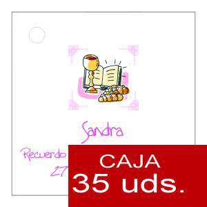 Etiquetas impresas - Etiqueta Modelo C17 (Paquete de 35 etiquetas 4x4)