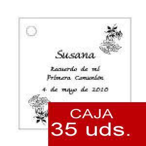 Imagen Etiquetas impresas Etiqueta Modelo C19 (Paquete de 35 etiquetas 4x4)