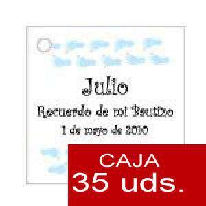 Imagen Etiquetas impresas Etiqueta Modelo D23 (Paquete de 35 etiquetas 4x4)