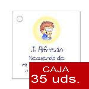 Imagen Etiquetas impresas Etiqueta Modelo E18 (Paquete de 35 etiquetas 4x4)