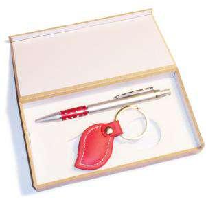 Boligrafos - Bolígrafo con llavero Modelo 1