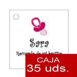 Imagen Etiquetas impresas Etiqueta Modelo B05 (Paquete de 35 etiquetas 4x4)