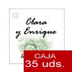 Imagen Etiquetas impresas Etiqueta Modelo D10 (Paquete de 35 etiquetas 4x4)