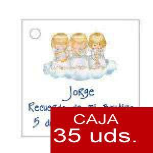 Imagen Etiquetas impresas Etiqueta Modelo D26 (Paquete de 35 etiquetas 4x4)