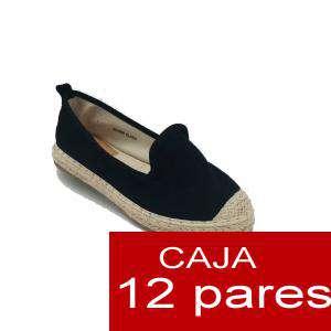 Alta Calidad - Alpargata/ Mocasiín - Caja de 12 pares (Últimas Unidades)