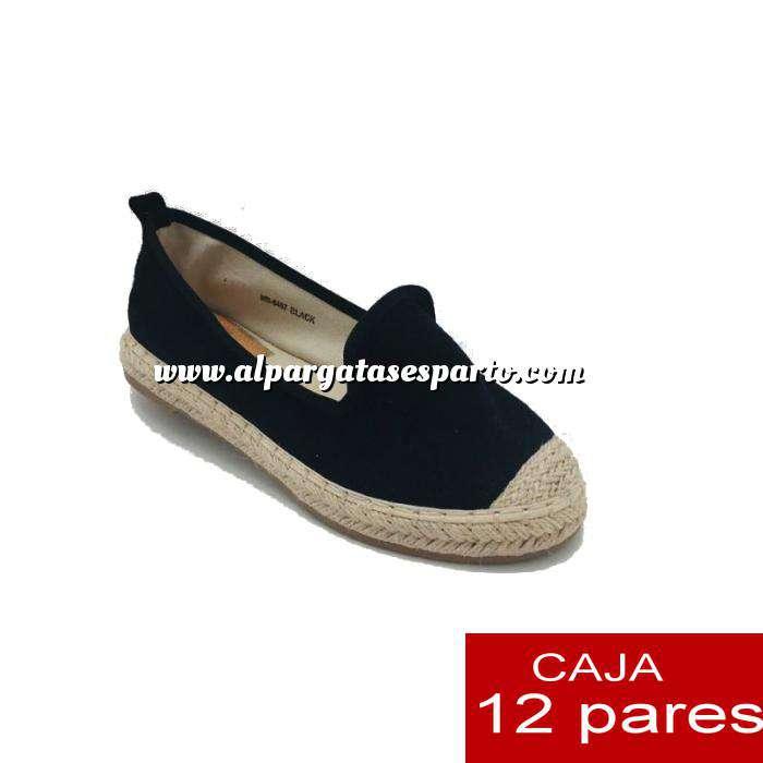 Imagen Alta Calidad Alpargata/ Mocasiín - Caja de 12 pares (Últimas Unidades)