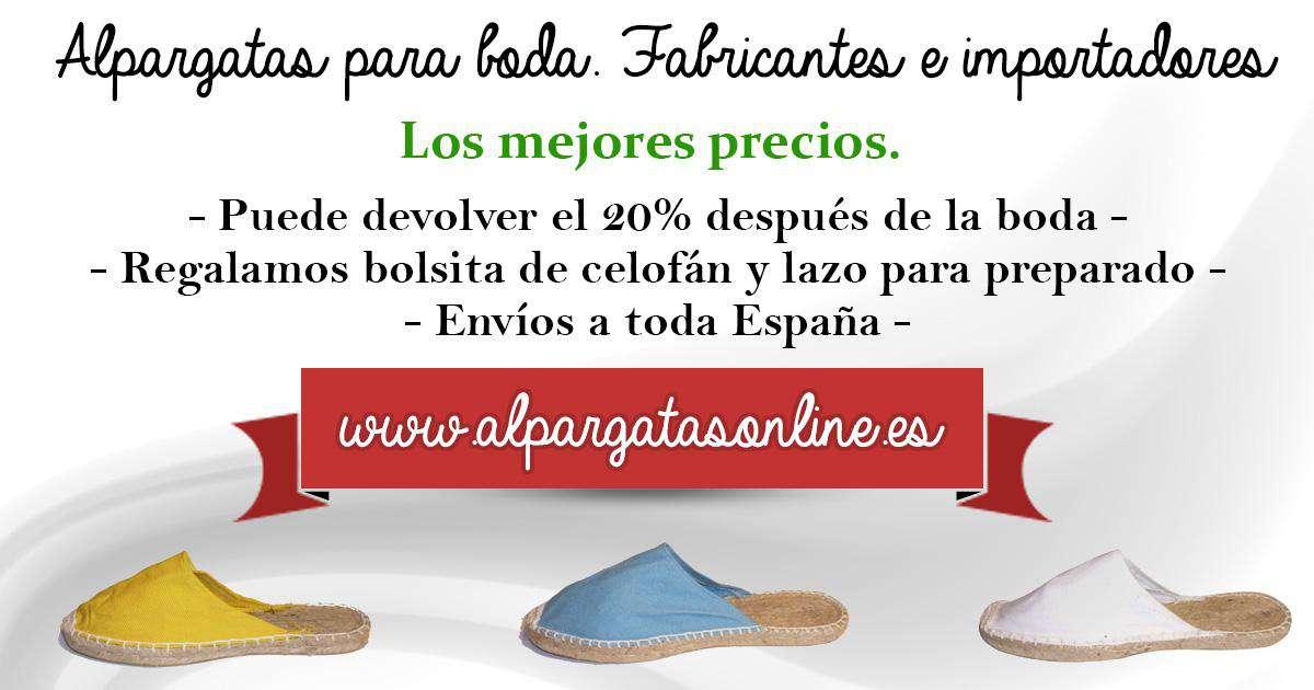 1ca9c20f2 Alpargatas Tienda On-line   Zapatos para Niño - ZAPN ...