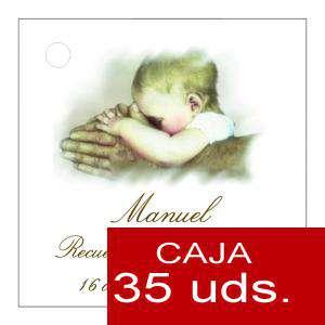 Etiquetas impresas - Etiqueta Modelo C26 (Paquete de 35 etiquetas 4x4)