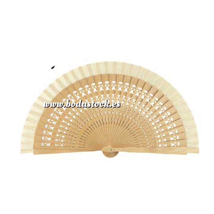 Imagen Abanico Calado 19 cm Abanicos Calados 19 cm NATURAL (Últimas Unidades)-R