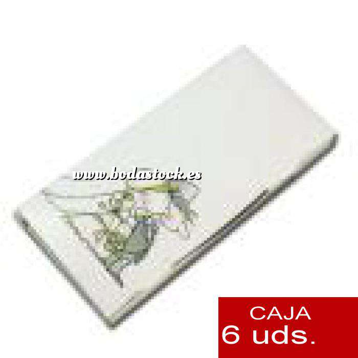 Imagen Detalles para la ceremonia Cajetilla Tabaco Mod. 6. PACK 6 uds